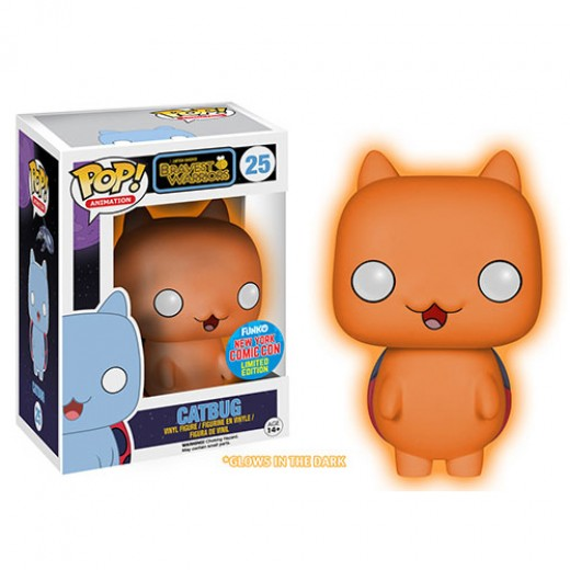 Bravest Warriors - Cat Bug - GITD - NYCC (25)