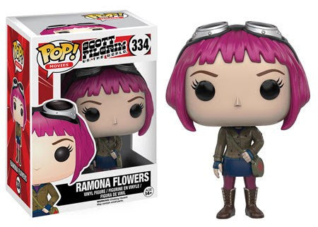 Scott Pilgrim - Ramona Flowers (334) - Collekt.co.uk - Funko Pop Vinyl - UK Stock!!