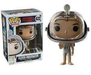 Stranger Things - Underwater Eleven (422) Pop! Vinyl, Funko - Collekt.co.uk