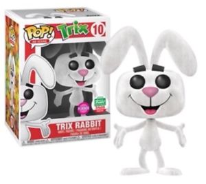 General Mills - Trix - Trix Rabbit - Flocked (10)