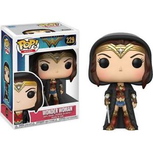 DC Comics - Wonder Woman with Cloak (229)