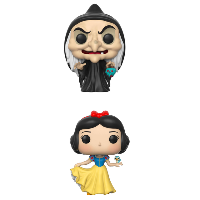 Snow White - Snow White and Witch