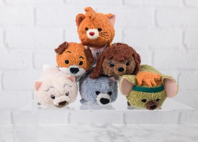 Disney Tsum Tsum - Subscription Box - August - Oliver and Company - Collekt