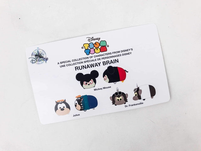 Disney Tsum Tsum - Subscription Box - October - Runaway Brain