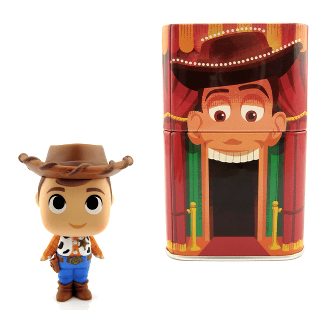 Disney - Woody - TIn Mystery Mini, Funko - Collekt.co.uk