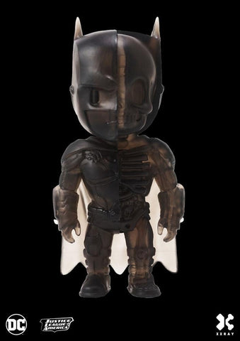 DC - Batman - Wave 1 - Clear Black - Collekt.co.uk - Funko Pop Vinyl - UK Stock!!