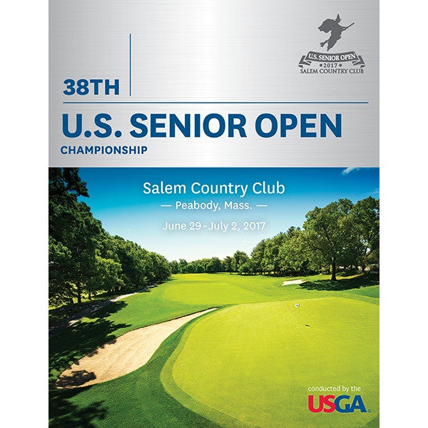2017 U.S. Senior Open Program