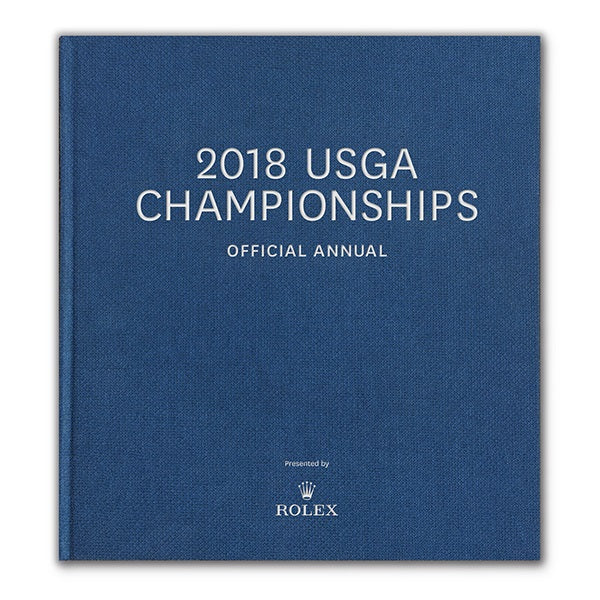 2018 USGA Championships Official Annual
