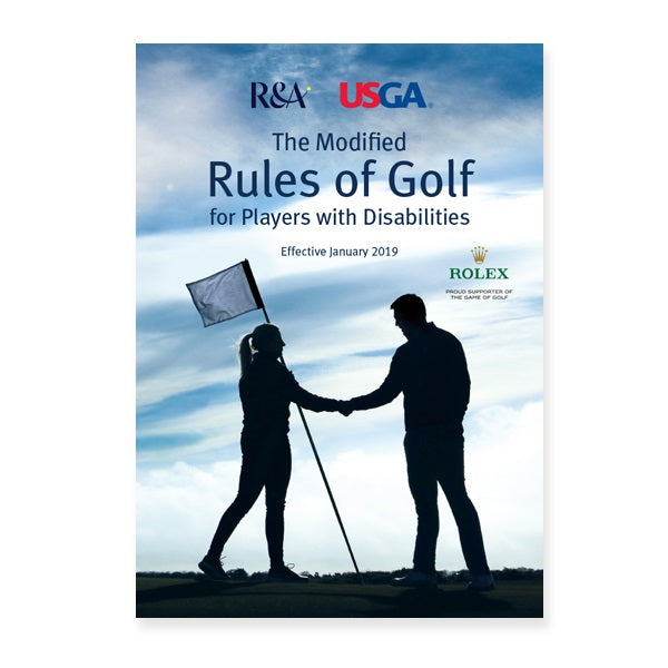 The Modified Rules of Golf for Players with Disabilities