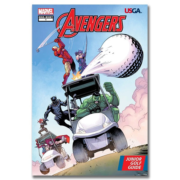 Avengers: Junior Golf Guide (B2B)