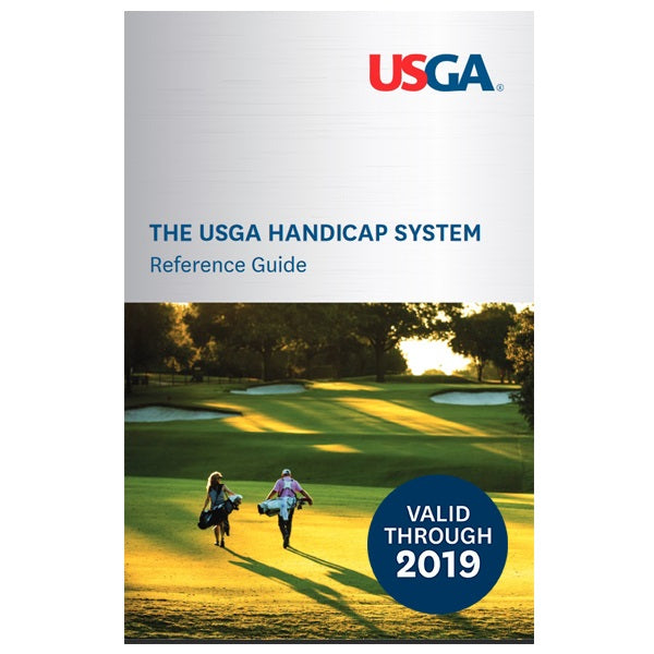 The USGA Handicap System Reference Guide