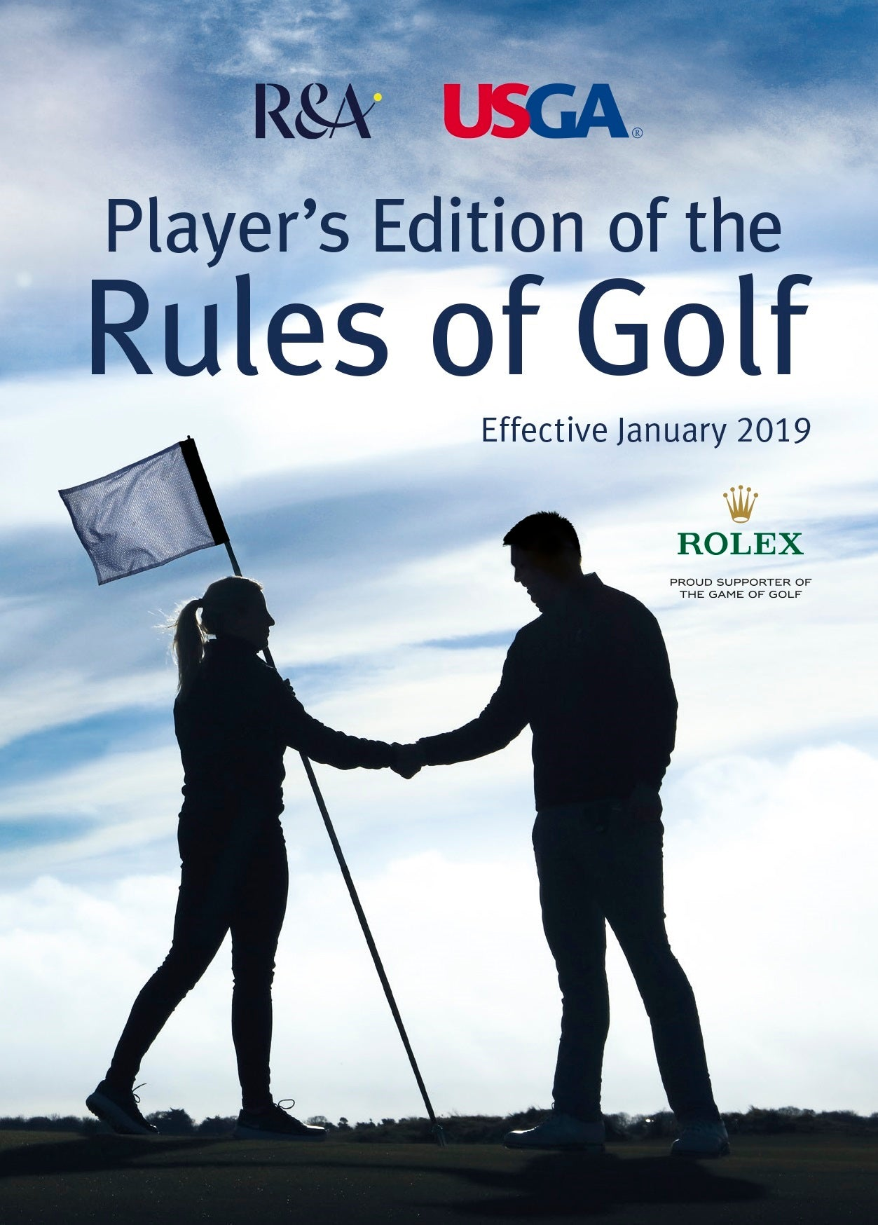 Image result for 2019 rules of golf