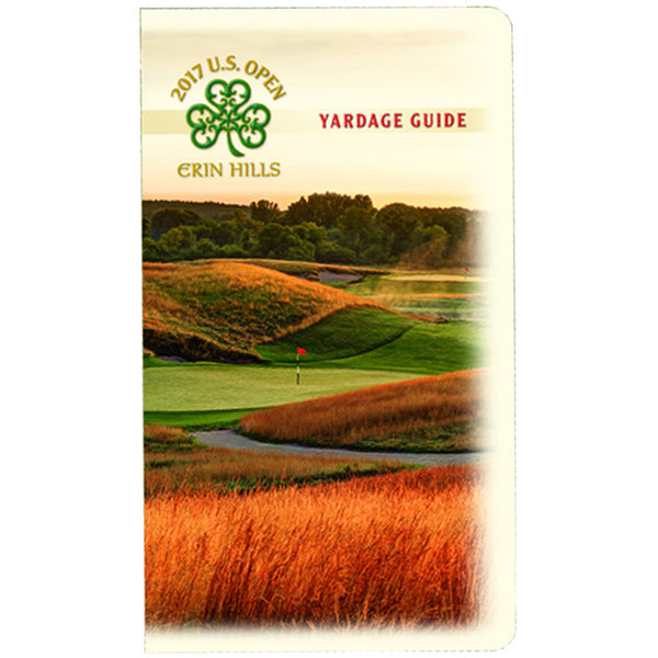 2017 U.S. Open Yardage Guide