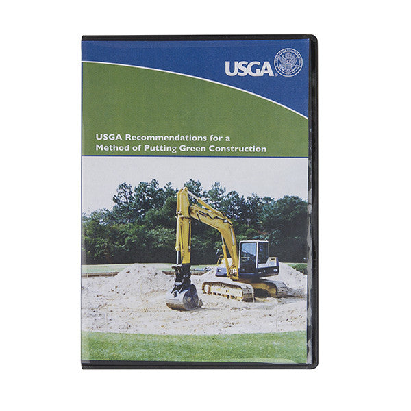 Building a USGA Green: DVD