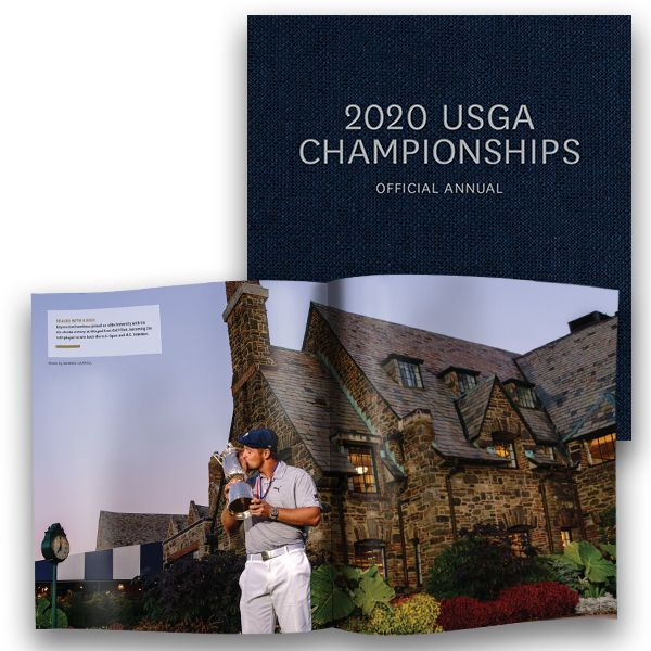 2020 USGA Championships Official Annual