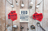 Feed The Resistance -- Recipes + Ideas for Getting Involved
