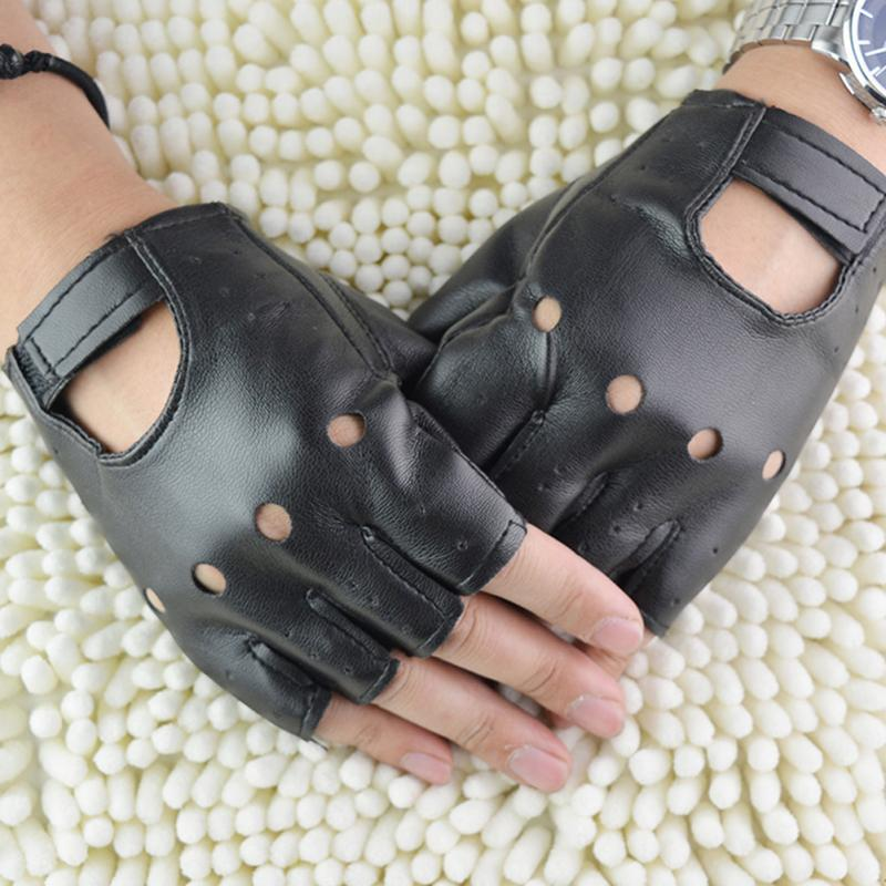 Women Fashion Punk Gloves