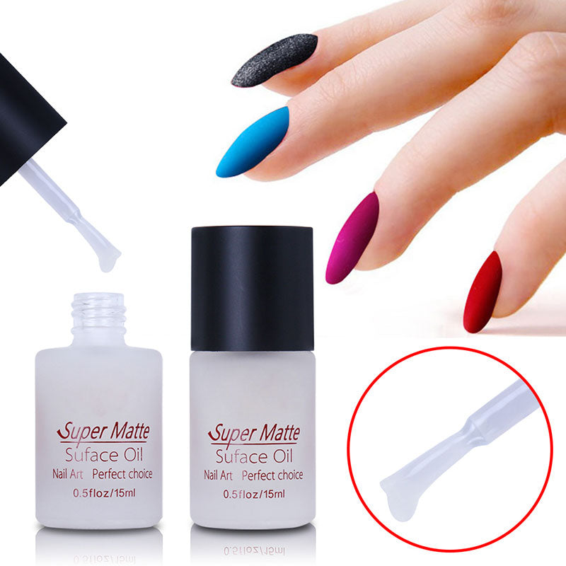 Magic Super Matte Top Nail Polish