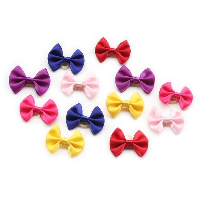 20/50/100 Pcs Handmade Pet Grooming Accessories - Toyzor.com