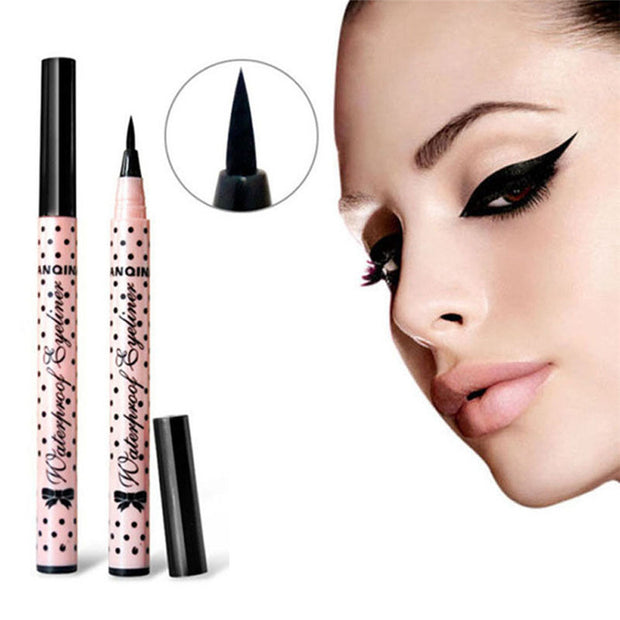 Black Pink Liquid Pencil Eye Liner - Toyzor.com