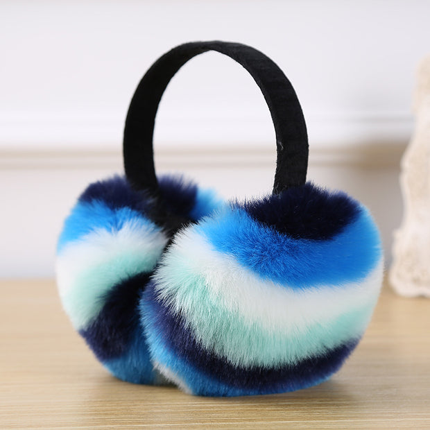 Unisex Rabbit Earmuffs