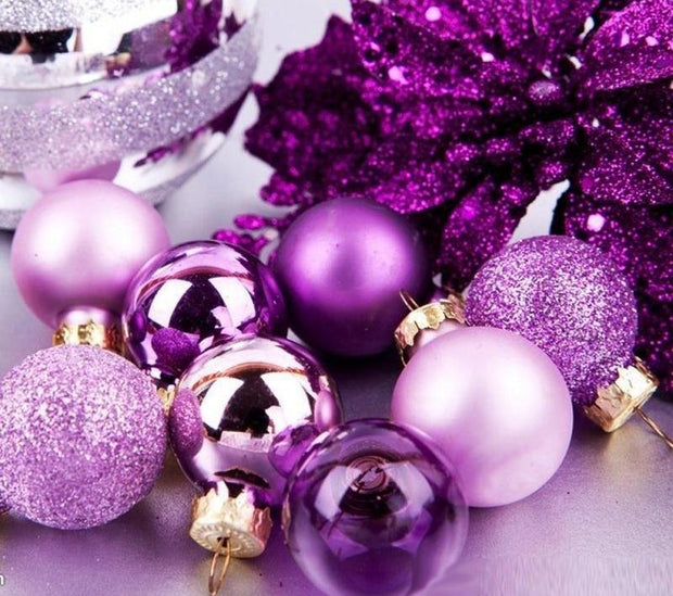 Christmas Balls Ornament Hanging Baubles DIY Decoration