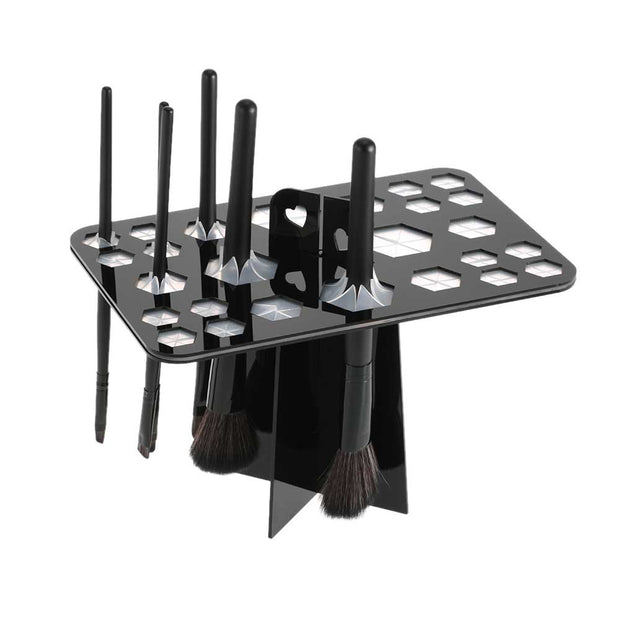 Professional 26 Holes Makeup Brush Holder