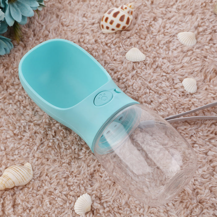 350/550 ML Portable Pet Water Dispenser - Toyzor.com