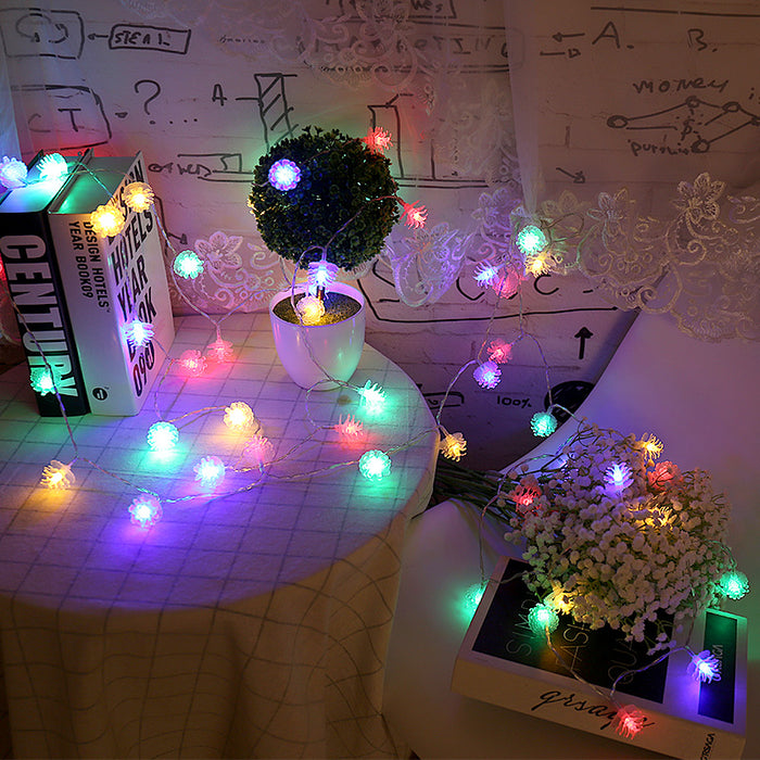 20  LED String Fairy Light - Toyzor.com