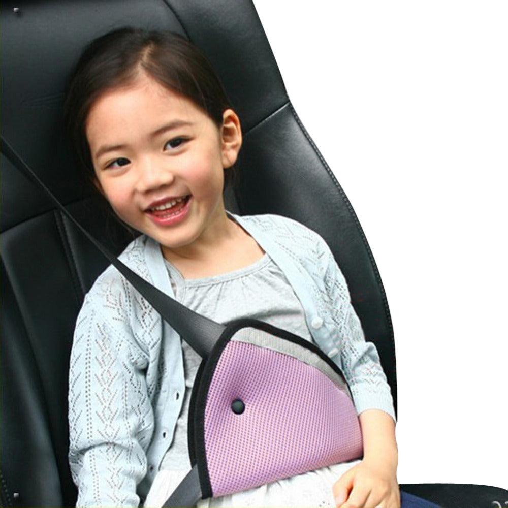 Adjustable Car Baby Safety Fit Seat - Toyzor.com