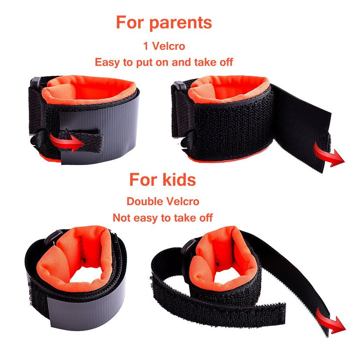 Anti Lost Wrist Link - Toddler Leash Safety - Toyzor.com