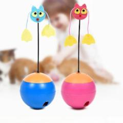 Electric Tumbler Toys Multi functional Laser Pet Cat