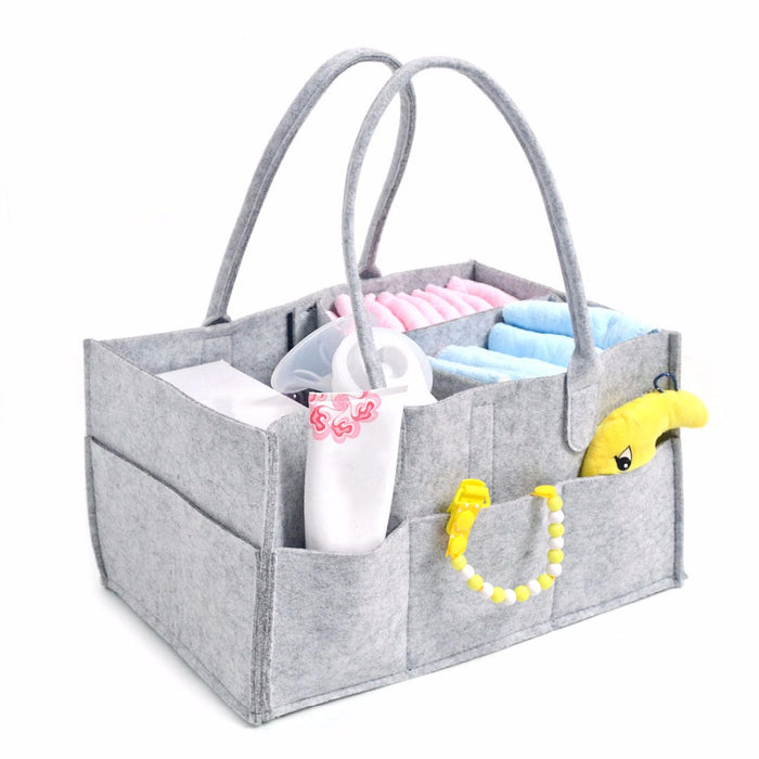 Multifunctional Maternity Handbags Organizer Stroller Accessories