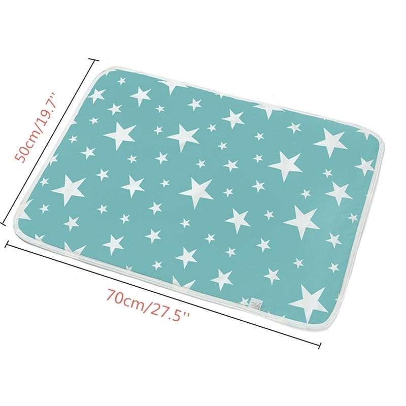 Baby Nappy Changing Pad Cotton Ecologic Diaper