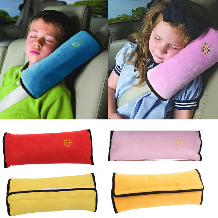 Baby Pillow Car Safety Belt & Seat Sleep Positioner - Toyzor.com
