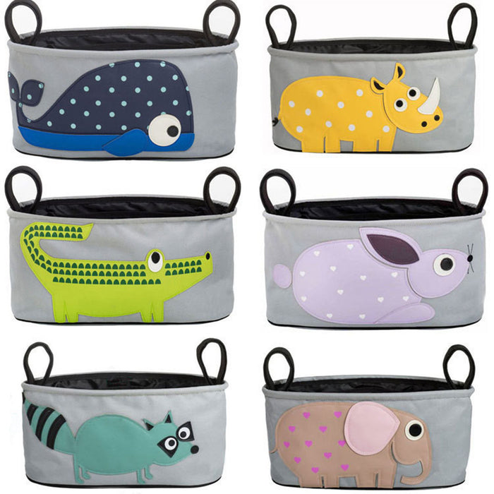 Animal Storage Mummy Nappy Bag Water Bottle,Diaper Bag Baby Strollers Accessories - Toyzor.com