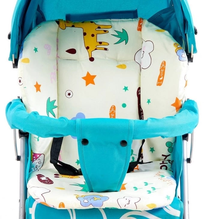 Baby Pushchair Mattress Padding - Toyzor.com