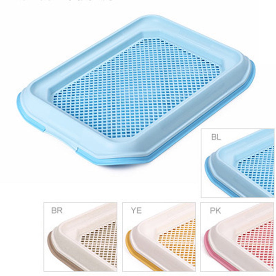Bedpan Pets Dog Indoor Potty Toilet Pads Toilet Litter Training Tray