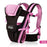 Beth Bear - Breathable Front Facing Baby Carrier - 4 in 1 - Toyzor.com