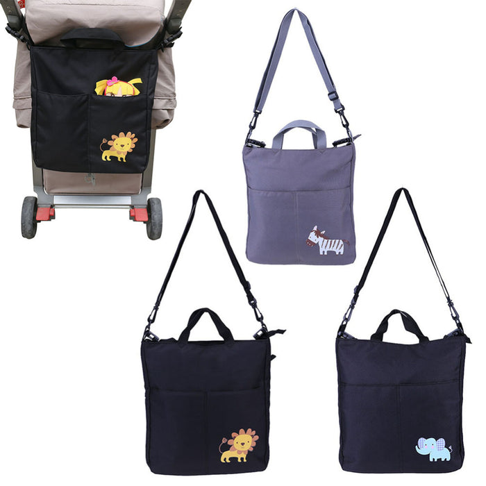 Waterproof Cartoon  Baby Stroller Organizer