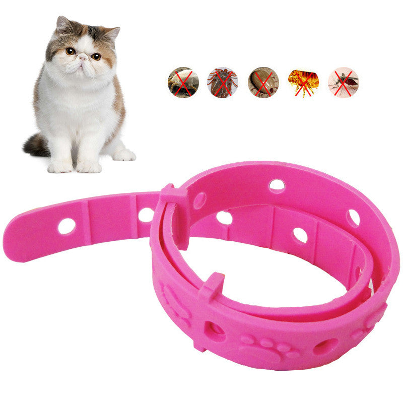 Cat Kill Flea & Tick Collar For Dog and Cat