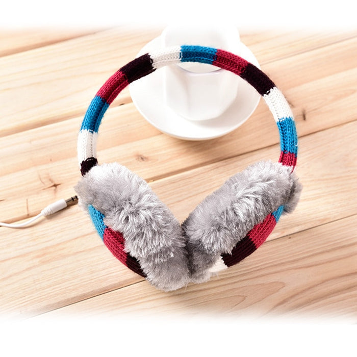 Music Earmuff Headphones