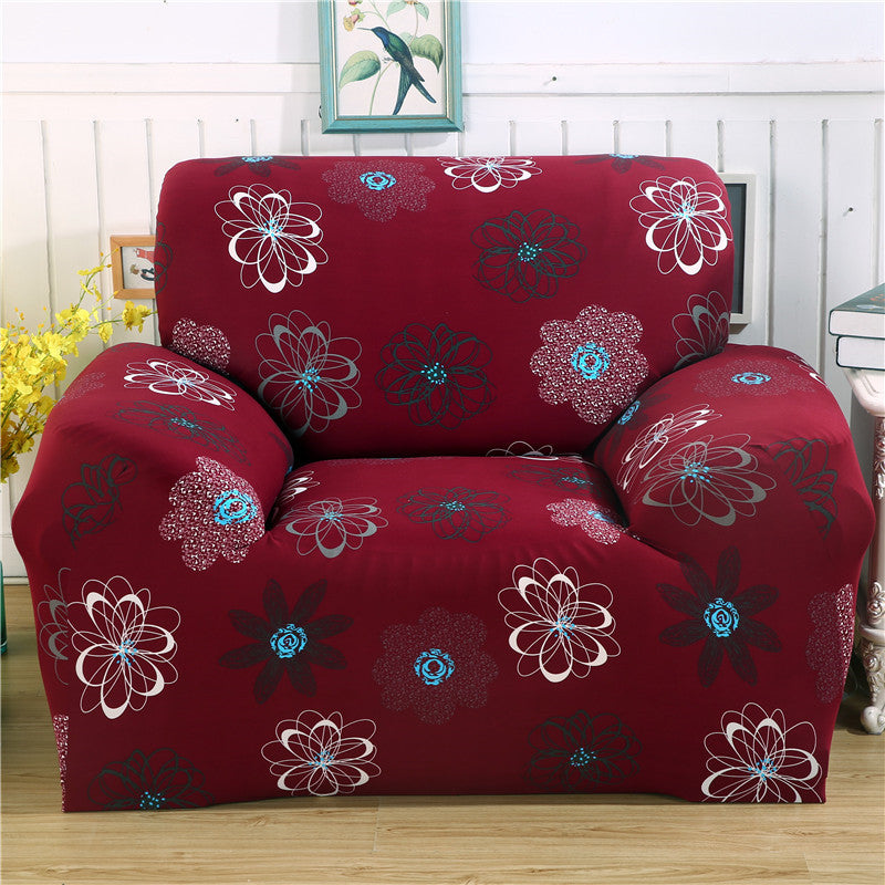 Elastic Sofa Covers Stretch Universal Sectional Throw Couch Corner Cover Cases