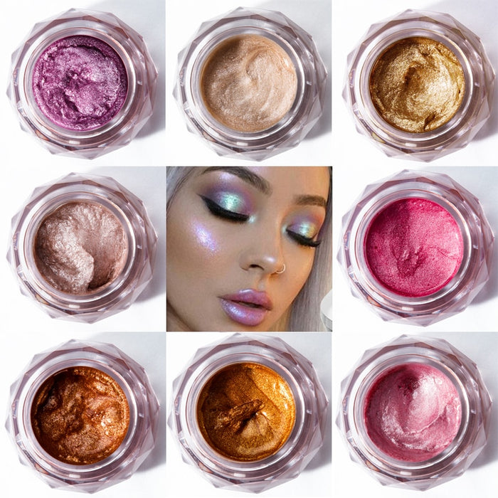 Jelly Gel Mermaid Eyeshadow