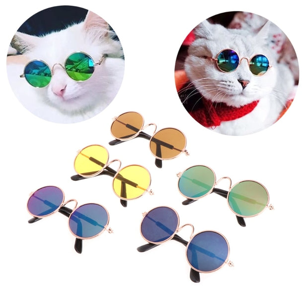 Small Pet Sunglasses Eye-Wear Protection