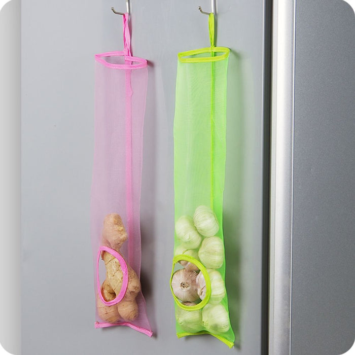 Spices Breathable Hanging Hollow Bag