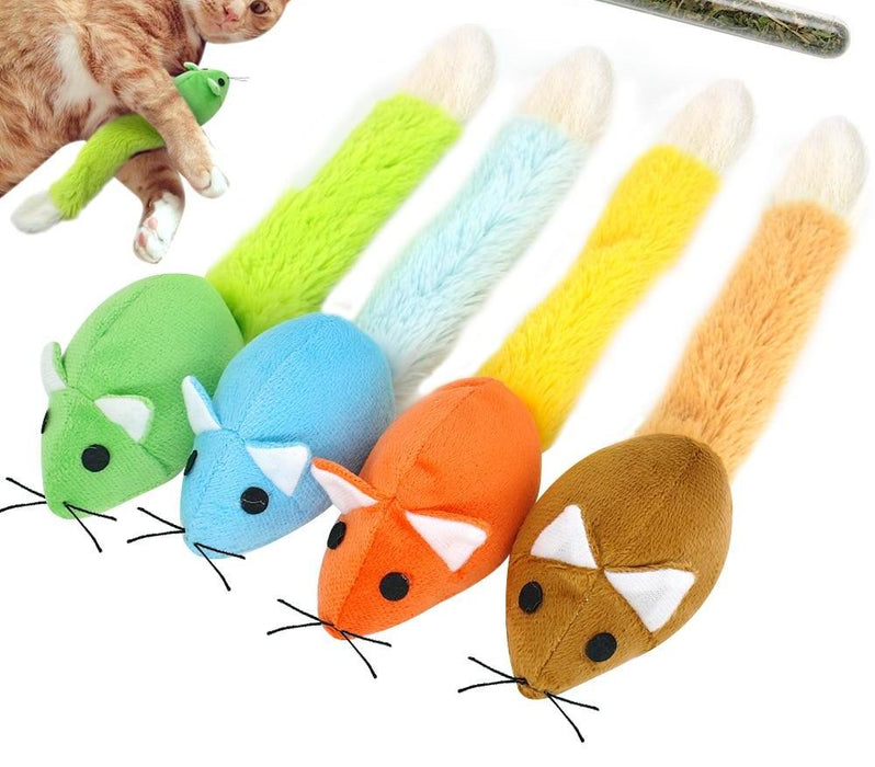 Mouse Interactive Cats Teaser Toys