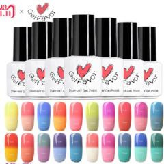 Gel Nail Polish Set For Manicure Temperature