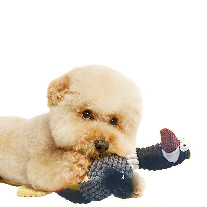 High Quality Pet Toys Sound Animal Shape