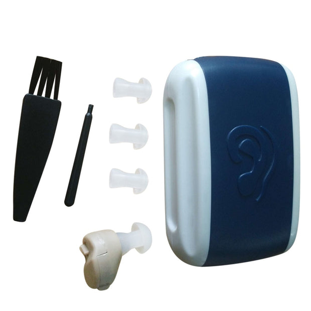 High Quality Hearing Aids  Small In-Ear Voice Sound Amplifier